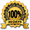 MONEY BACK GUARANTEE: